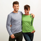 ® Softstyle® Adult Long-Sleeve T-Shirt