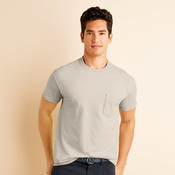 ® Ultra Cotton® Adult T-Shirt with Pocket