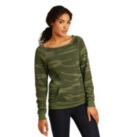 Alternative Women's Maniac Eco ™ Fleece Sweatshirt Thumbnail