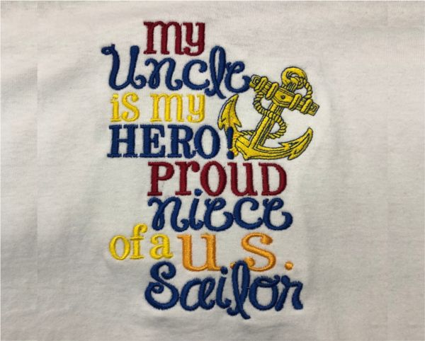 Fast Custom Embroidery Design 4 You Screen Printing Embroidery
